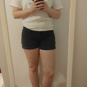Pants - Navy shorts
